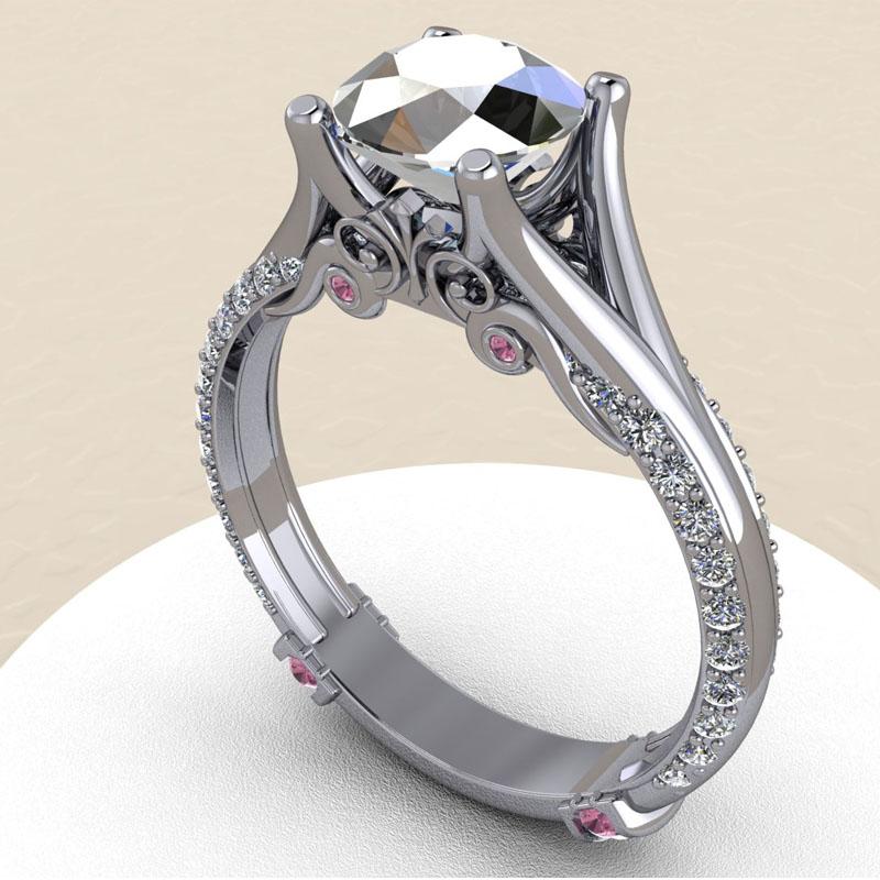 Custom Fancy Fun Ring
