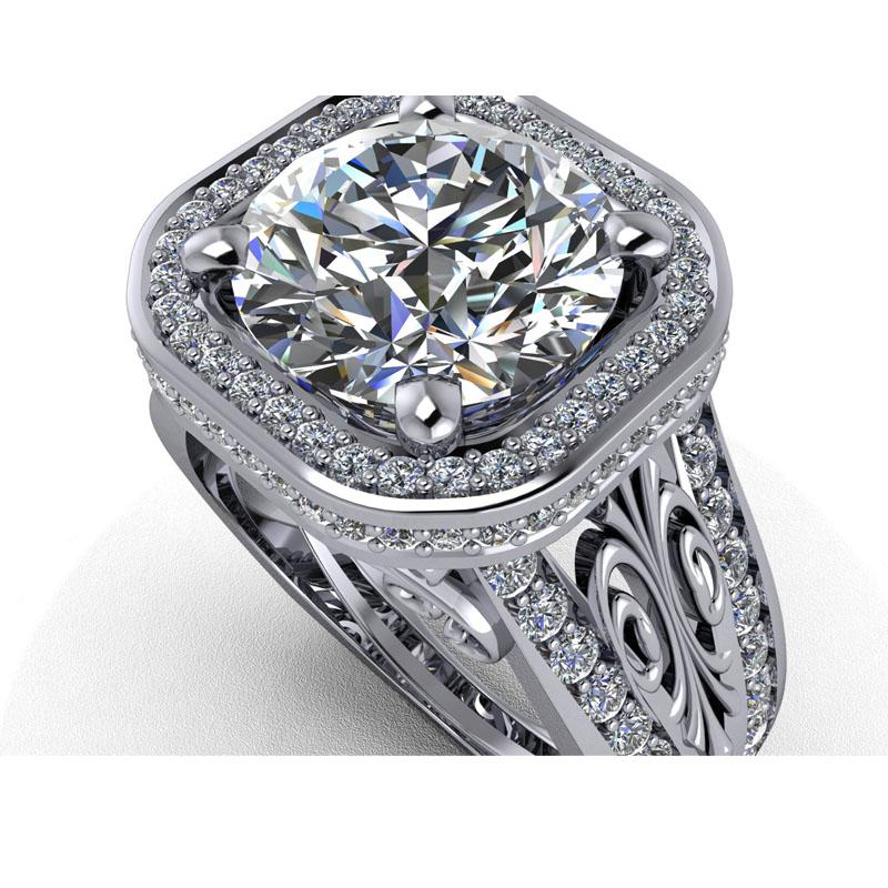 Plat - Diamonds Ring