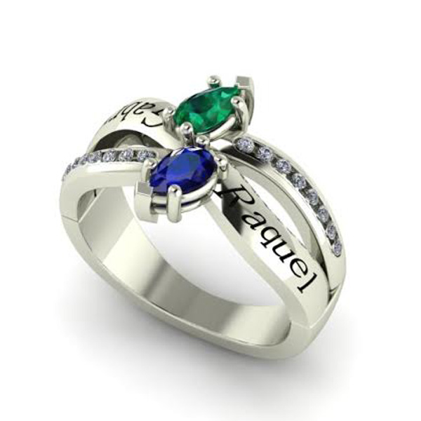 Custom Mothers Ring